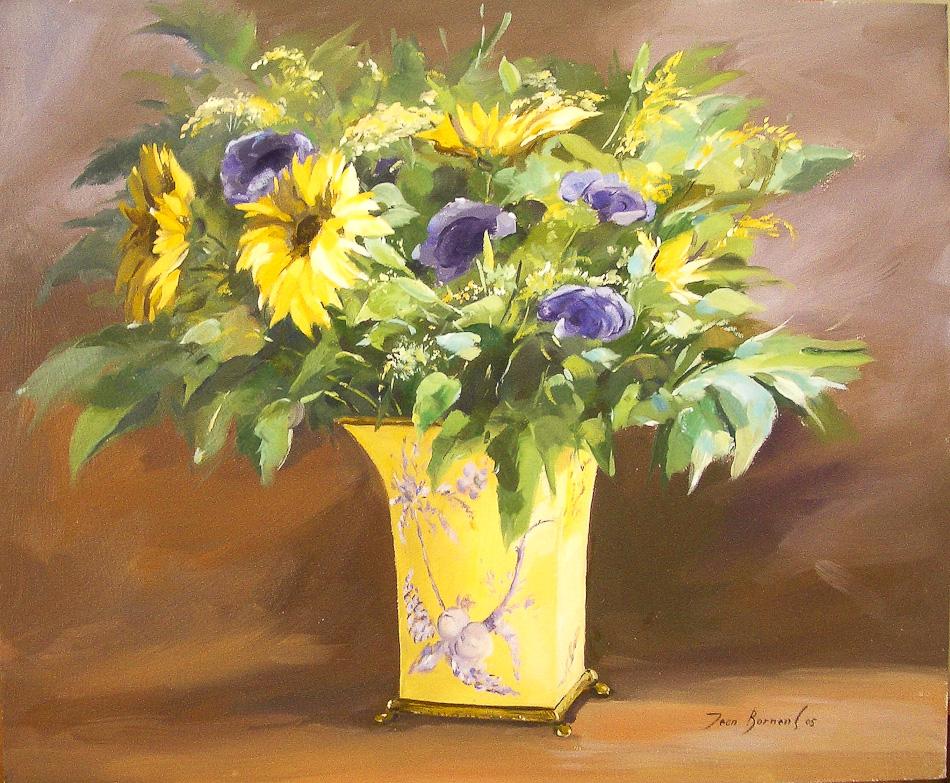 Les fleurs qui disent la nature généreuse